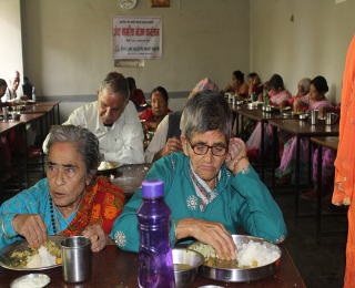 Old-age Home Program